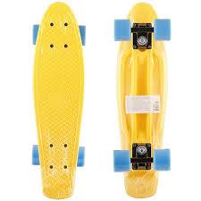Пластиковый <b>скейтборд SHENZHEN</b> TOYS Solar - купить по ...