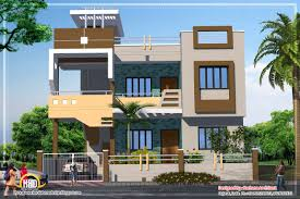 Contemporary India house plan   Sq Ft    Kerala home design    Contemporary India house plan   Sq Ft