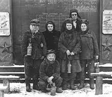 Женщины-<b>шахтеры</b>   Донецк: история, события, факты - Сайт о ...