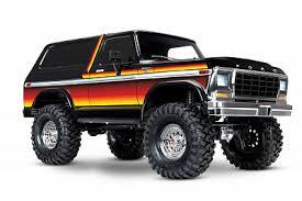 <b>Радиоуправляемая машина TRAXXAS TRX-4</b> Ford Bronco XLT ...