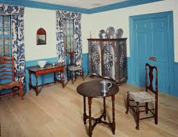 room interior early american decor usa
