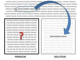 A Simple Explanation of Absolutely Everything: Memes and Problem ... via Relatably.com