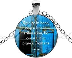 <b>Black</b> Pink Box Solid <b>Stainless</b> Steel Scripture Tag Necklace ...