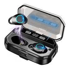 G02 Pro <b>TWS</b> 5.0 Bluetooth 9D Stereo <b>Wireless Earphones</b> IPX7 ...