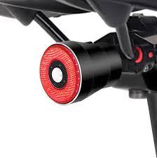 <b>Meilan X5</b> Drahtlose Fahrrad Rücklicht laser schwanz lampe Smart ...