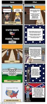 best images about civil war american history us civil war causes of the civil war students can create and show a storyboard that outlines the causes of the us civil war and the effects on both the