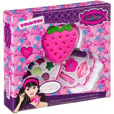 Eva Moda. Косметичка-ягодка - <b>набор детской декоративной</b> ...
