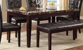 Granite Dining Room Tables Image Of Faux Granite Dining Table Granite Dining Set