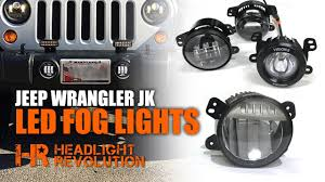 The Brightest Jeep Wrangler Fogs - Myotek <b>OEM</b> vs JW Speaker ...