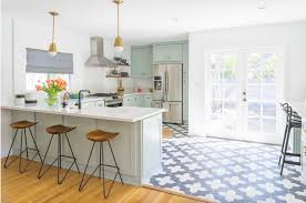Concrete Floor Kitchen Kitchen Floor Tile Archives The Cement Tile Blogthe Cement Tile Blog