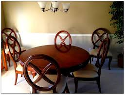 Thomasville Dining Room Sets Discontinued Thomasville Bogart Collection Dining Room Set Decor