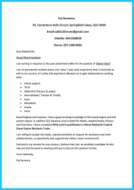 cover letter for diesel mechanic apprenticeship oracle architect cover letter s consultant sample resume cover letter recruitment consultant picture trainee oracle architect