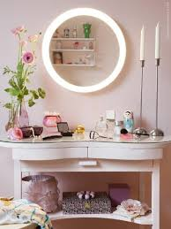 the storjorm mirror with integrated led lighting provides an even diffused light that is helpful bathroom makeup lighting