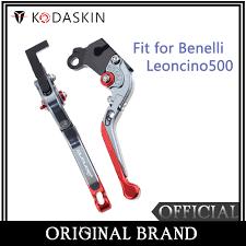<b>KODASKIN</b> Folding Extendable <b>Brake Clutch Levers</b> for Benelli ...