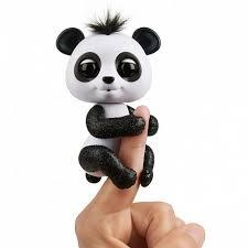 <b>Интерактивная панда Fingerlings</b> – Дрю, 12 см, звук от WowWee ...
