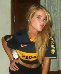 Resultado de imagem para chicas fútbol argentina