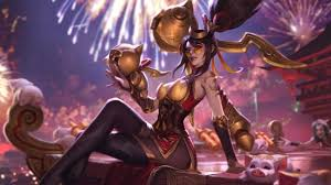Learn more: Lunar Revel 2019 | League of Legends