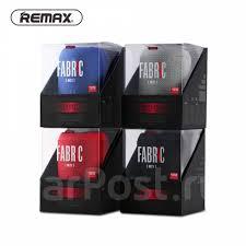 Беспроводная <b>колонка Remax</b> Fabric Bluetooth Speaker <b>RB</b>-<b>M21</b> ...