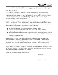 best account manager cover letter examples livecareer edit