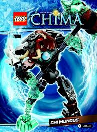Инструкция <b>Lego Legends of</b> Chima CHI Mungus (32 страницы)