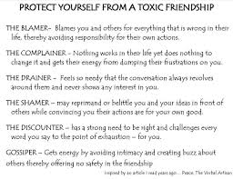 Quotes About Toxic Friendships. QuotesGram via Relatably.com