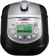 Купить <b>мультиварку CUCKOO CMC-HE1055F</b> Black в интернет ...