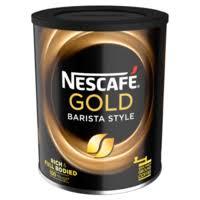 nescafe gold barista кофе растворимый сублимированный 85 г