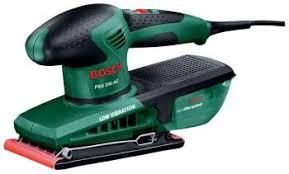 <b>Вибрационная шлифовальная машина Bosch</b> PSS 200 AC ...