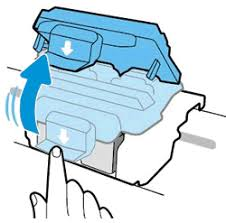 Принтеры <b>HP Ink</b> Tank 310, 410 - Замена <b>печатающих головок</b> ...