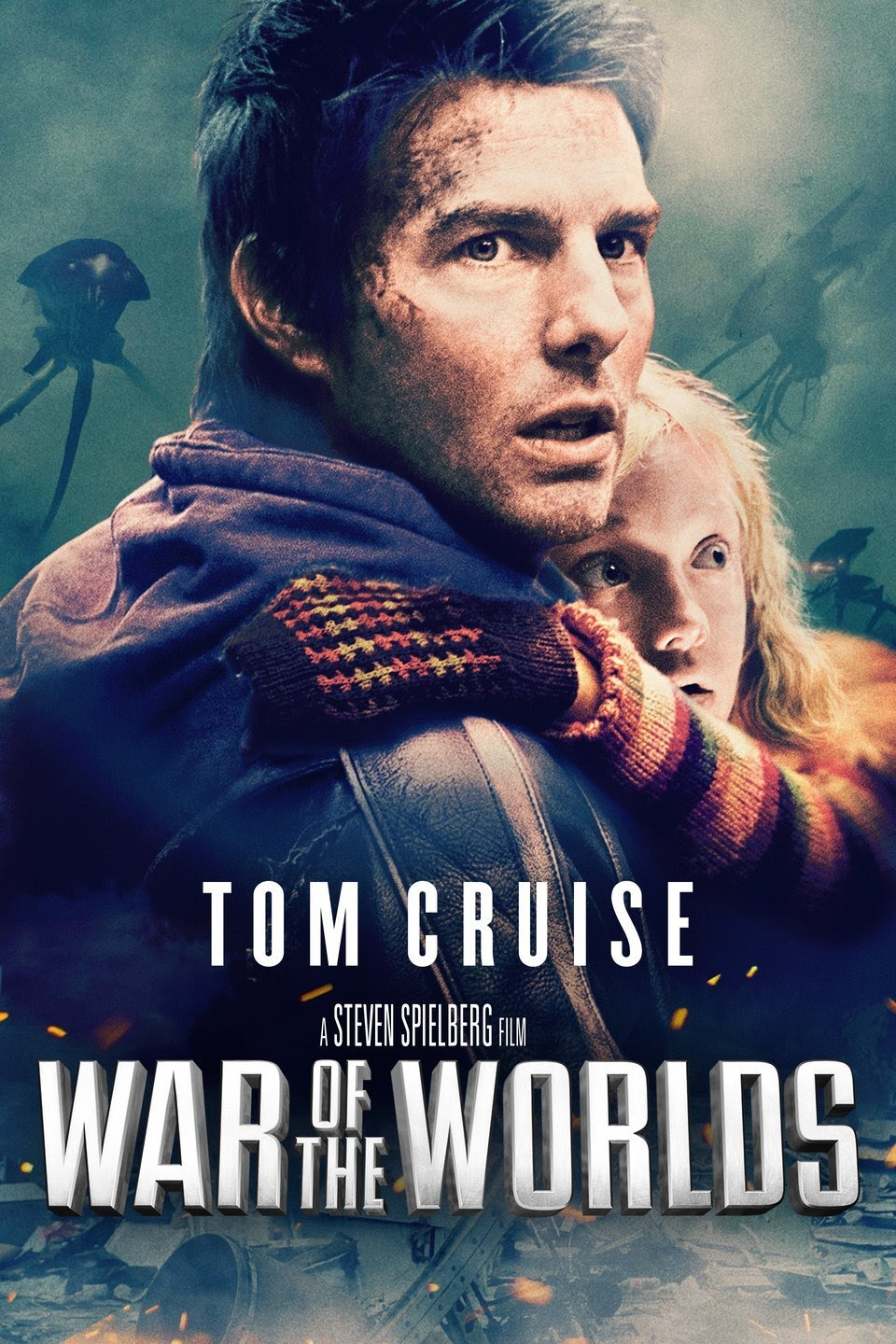 War of the Worlds 2005 Dual Audio Hindi 300MB BRRip 480p