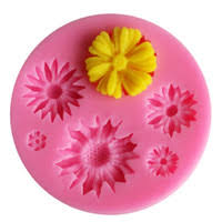Wholesale Sunflower <b>Silicone Mould</b> for Resale - Group Buy Cheap ...