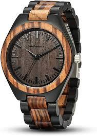 <b>Wood</b> Watches, <b>shifenmei</b> Natural Handmade <b>Wooden</b> Watch ...