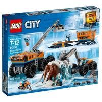 <b>Конструктор LEGO</b> City 60195 Передвижная <b>арктическая</b> база ...