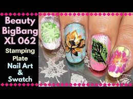 Review: <b>Beauty Bigbang</b> XL-062 Plaid Theme <b>Stamping Plate</b> ...