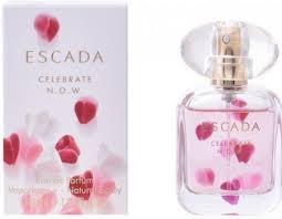 <b>Escada Celebrate Now</b> Eau De Parfum Spray 50 ml For Women ...