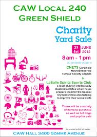 charity yard zebra cafe