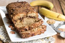 Image result for banana nut bread