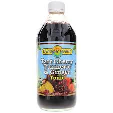 <b>Tart Cherry Turmeric &</b> Ginger Tonic, Dynamic Health