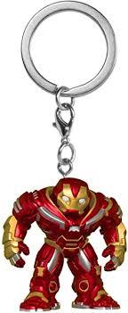 Marvel- <b>Pocket Pop</b> Hulkbuster Porte-clés, 27300-<b>PDQ</b>: <b>Funko Pop</b> ...