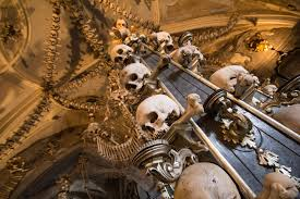 Visit the Creepy <b>Bone</b> Church of Czech Republic