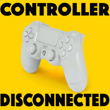 Controller Disconnected