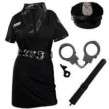 Sexy <b>Policewoman Halloween</b> Cosplay Costumes Sexy Costume ...