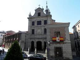 Resultado de imagen de catedral castrense en madrid