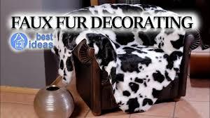 100+ Best <b>Faux Fur Decorating</b> - Cozy Room Ideas - YouTube