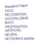 Uk housing market dissertation   Buy Essay Online Research Paper FACE RECOGNITION SYSTEM USING BACK PROPAGATION ARTIFICIAL NEURAL NETWORKS another paper by Federico M Sukno et al