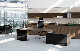 wooden office executive table desks chic office ideas furniture dazzling executive office