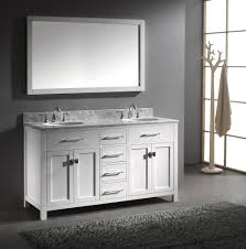 white double sink bathroom pleasant design cheap double sink bathroom vanities home design