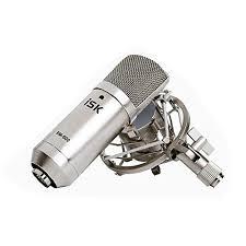 ISK <b>BM</b>-<b>800 Professional Studio</b> Recording Condenser Microphone ...