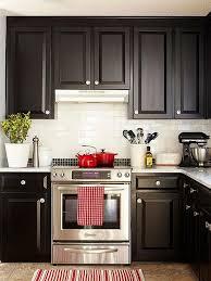 photos black kitchen