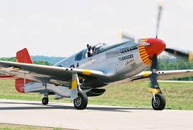 tuskegee airmen p c mustang officially moves to hinz family the last flight of don hinz in the tuskegee airmen